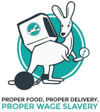 SolFed starts a campaign about Deliveroo's struggles